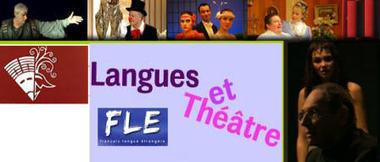 Théâtre FLE - Apprentissage Langues - Campus FLE Education | Langues Education | Scoop.it