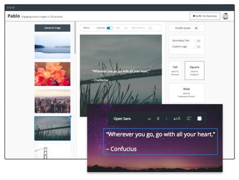 Buffer. Gérer et programmer vos publications sur les réseaux sociaux | Outils de veille & Curation tools | Scoop.it