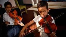 Venerated high priest and humble servant of music education ... | (Muziek)onderwijs en onderzoek | Scoop.it