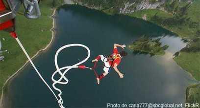 Les plus hauts sauts à l'élastique en France   Découvertes et voyages   Scoop.it