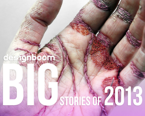 TOP 10 body art of 2013 - Designboom | My Bookmarks | Scoop.it