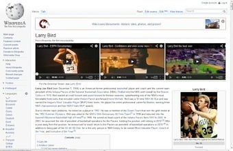 WikiTube Adds Videos to Wikipedia Entries   Lmnm   Scoop.it