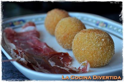 Croquetas de jamón ibérico | Qué se #cocina en la red | Scoop.it