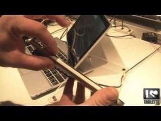 [MWC 2013] Prise en main de la tablette HP Slate 7 sous Android i Love Tablette Tactile | Richard Dubois - Mobile Addict | Scoop.it