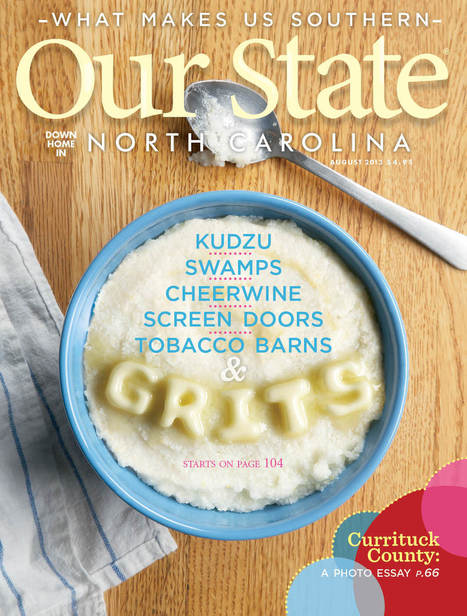 Morning Edition on Thursday, July 25: Our State Magazine's Annual 'Southern ... - WNCW | Cheerwine | Scoop.it