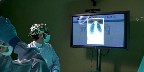 Kinect for Virtual Healthcare | KINECT APPS - GAMES | Scoop.it