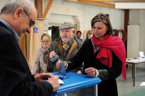 A La Rochelle, Jaumouillé devance de peu Fountaine | Anne-Laure Jaumouillié - Municipales 2014 | Scoop.it