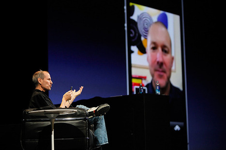 Jony Ive on Apple Design: 5 Telling Insights From the Evening Standard Q&A | Backpack Filmmaker | Scoop.it