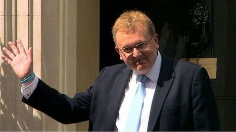 David Mundell named new secretary of state for Scotland - BBC News | My Scotland | Scoop.it