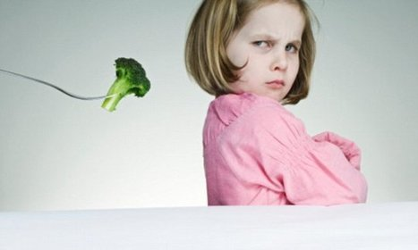 Is YOUR child a fussy eater? They're only copying you! | food & nutrition | Scoop.it