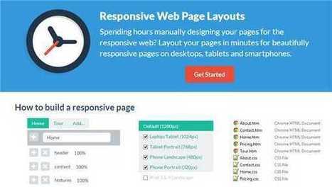 responsivewebcss nos ayuda a programar sitios web que se adapten a móviles y tabletas | Tips&Tricks | Scoop.it