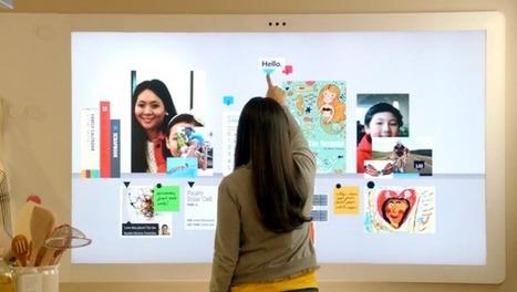 Domotique, écrans transparents, réalité augmentée : de quoi sera fait le futur | YZGeneration | Soho et e-House : Vie numérique familiale | Scoop.it