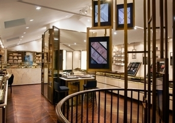 Burberry opens first standalone beauty shop | The Retail Bulletin, Retail News | Office, Retail & Design | Scoop.it