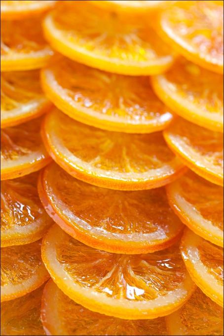 Naranjas confitadas bañadas | Agroindustria Sostenible | Scoop.it