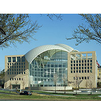 U.S. Institute of Peace, Washington D.C. by Moshe Safdie | sustainable architecture | Scoop.it