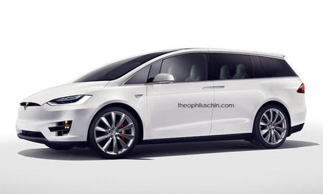 Tesla Monospace - bientôt en concession ? | MonAutoNews | Scoop.it
