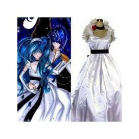 Vocaloid Hatsune Miku Cendrillon White Dress Cosplay Costume -- CosplayDeal.com | Cosplay Costumes at CosplayDeal.com | Scoop.it