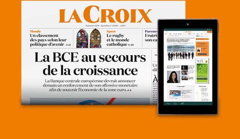 Remarquable entrée en scène de la Nouvelle formule de La Croix | Les médias face à leur destin | Scoop.it