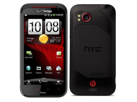 Ice Cream Sandwich, a Leaked Android 4.0 Update, For HTC Rezound | AndroidTuition | Scoop.it