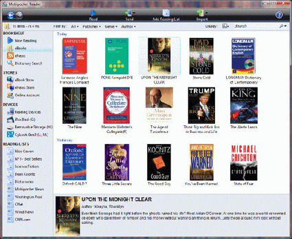The Best Of E-book Readers And Managers For Computer or Laptop   The Future Librarian   Scoop.it