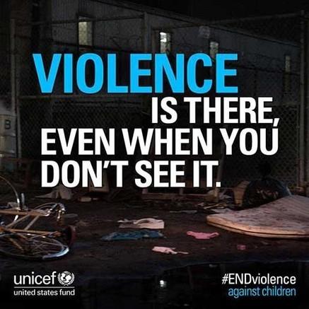 UNICEF Invisible Children to #EndViolence | Marketing et communication au service du non marchand | Scoop.it