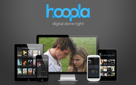 Hoopla wants to be a free Netflix for library users — Tech News and ... | What's different about libraries today? | Scoop.it
