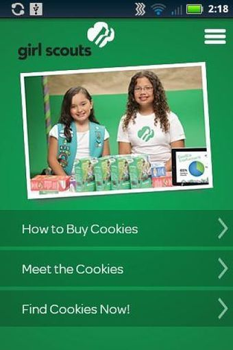 Girl Scouts double down on mobile to drive cookie sales - Applications - Mobile Commerce Daily | What are QR Codes and their purpose. | Scoop.it