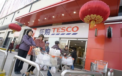 Tesco plans to accelerate global investment in digital technology - Telegraph.co.uk | Tesco Food and Online Grocery | Scoop.it
