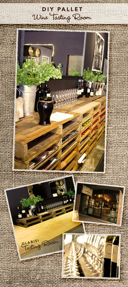 My Aesthetica: Repurposed wood pallets - Cool idea (bad idea) | Creative Web Publishing | Scoop.it