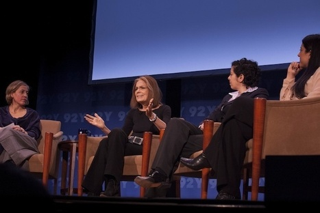 WATCH: Gloria Steinem's Advice to Young Women from the 92 St Y MAKERS Event | feminismo | Scoop.it