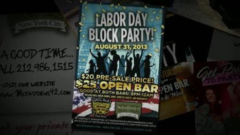 mcfaddens421 | NYC Bar | Scoop.it