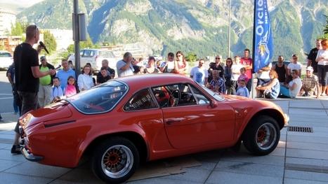 Hautes-Alpes : la 10e Montée Historique de voitures anciennes à Orcières | Orcières Merlette | Scoop.it