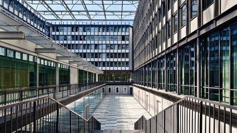 Après vingt ans de travaux, le campus Jussieu refait enfin peau neuve | Formations Enseignement Sup | Scoop.it