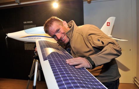 SolarStratos, l'avion solaire qui rêve d'atteindre la stratosphère | Ma veille - Technos et Réseaux Sociaux | Scoop.it