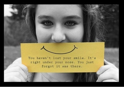 You haven't lost your smile... | Smiles | Scoop.it