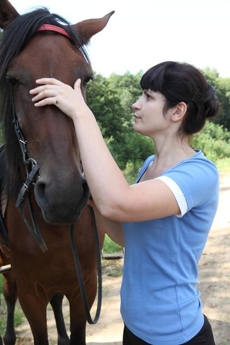 l'Équithérapie ou la rééducation par le cheval | Seniors et santé | Scoop.it