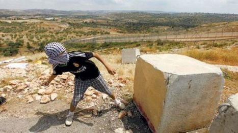Israeli court convicts Palestinian minor of stone throwing | PalestinaSummer | Scoop.it