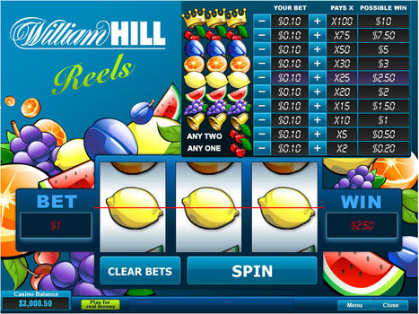 William Hill Casino Online - Claim Your £150 Bonus NOW! | Online Casino Canada | Scoop.it