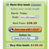 Amazon Is Letting Students Rent Textbooks On Their Kindles | Skylarkers | Scoop.it