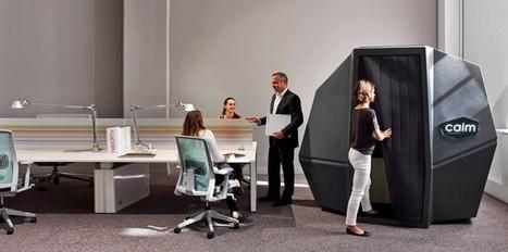 S'endormir à la pause déj dans une capsule spatiale | SoonSoonSoon.com | Open your mind to Innovate | Scoop.it