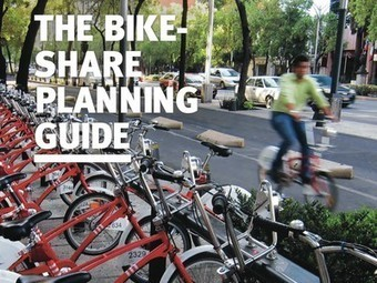 Why do some bike-share systems succeed and others fail? The Bike-Sharing Planning Guide explains | Local Economy in Action | Scoop.it