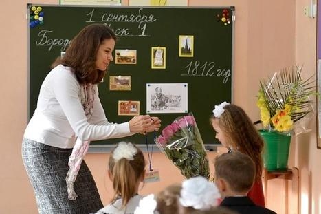 Для российских учителей разработали новый стандарт | Образование | Scoop.it