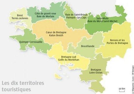 Tourisme.  La Bretagne s'offre un redécoupage territorial | Clusters & structuration touristique, The topic | Scoop.it