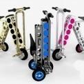 Le scooter électrique pliable Urb-E lève des fonds | veille technologique sur la robotique 3A | Scoop.it