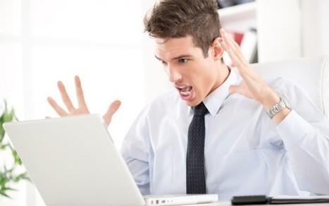 L'e-mail : cause majeure de stress | Recherches et innovations RH by ALOREM | Scoop.it