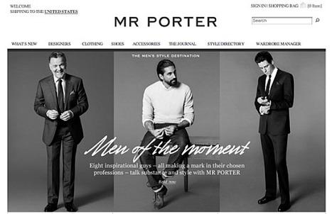 Natalie Massenet : « Le e-commerce a changé l'achat masculin » | Luxury Customers Behavior | Scoop.it