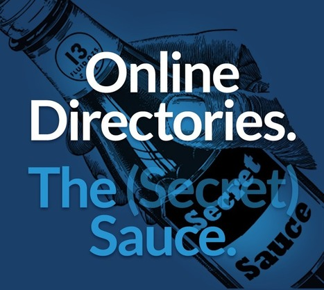 "Online Directories: The ""Secret Sauce"" for Small Business ... 