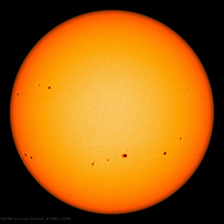 Sun's Almost Perfectly Round Shape Baffles Scientists | Amazing Science | Scoop.it