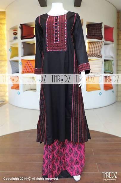 Thredz New Women Summer Wear Collection 2014   ..:::-StyloStyle.co.uk-:::..   Stylostyle.co.uk   Scoop.it