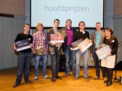 De beste onderwijsapps van 2012 - Waag Society | ICTeach | Scoop.it